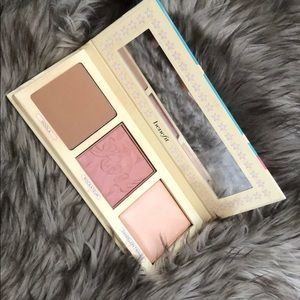 Benefit pretty on the USA
